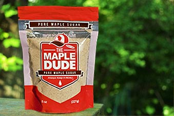 The Maple Dude - Pure Maple Sugar