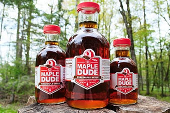 The Maple Dude - Pure Maple Syrup